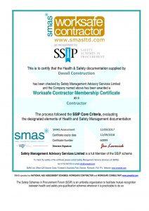 SSIP Accreditation